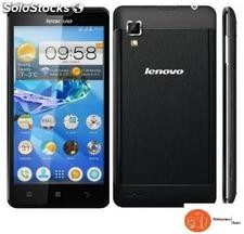 "Lenovo p780•Android v4.2 Jelly Bean·Pantalla 5""•ram: 1gb •Cámara trasera 8mp"