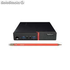 Lenovo - ThinkCentre M900 2.5GHz i5-6500T pc de tamaño 1L Negro Mini pc