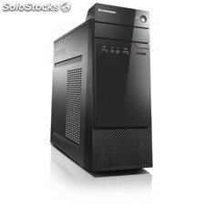 Lenovo - ThinkCentre S200 1.6GHz N3700 Torre Negro pc