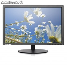 "Lenovo - ThinkVision T2054P 19.5"""" HD IPS Negro pantalla para PC"