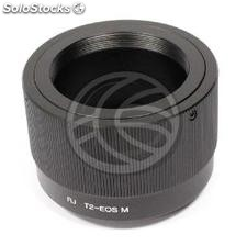 Lens adapter to Canon T/T2 M (JD88)