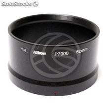 Lens adapter tube 52mm Nikon CoolPix P7000 (ED66-0002)