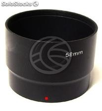 Lens adapter tube for Canon EOS PowerShot S3 S5 58mm (ED54-0002)