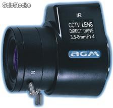 Lente autoiris varifocal AGM-358AIR