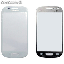 Lente de Tactil de Samsung Galaxy S3 Mini (GT-I8190) color blanco