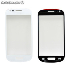 Lente de Tactil de Samsung Galaxy S3 Mini (GT-I8190) Original color blanco