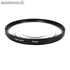 Lentes close-up lens +4 67 mm