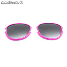 Lentes fucsia options