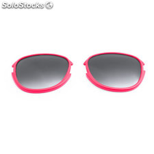 Lentes rojo options