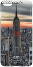 Leon Noir Mobile Funda iPhone 6 Plus Empire State Building