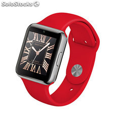 Leotec Smartwatch Pulse Rojo
