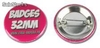 Les Badges 32mm