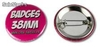 Les Badges 38mm