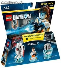 Level pack lego Portal