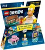 Level pack lego The Simpsons