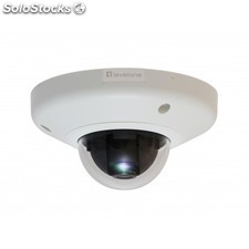 LevelOne - Fixed Dome Network Camera, 3-Megapixel, PoE 802.3af