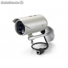 LevelOne - Fixed Network Camera, 3-Megapixel, Outdoor, PoE 802.3af, Day & Night,