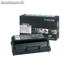 Lexmark - E320, E322 High Yield Return Program Print Cartridge (6K)