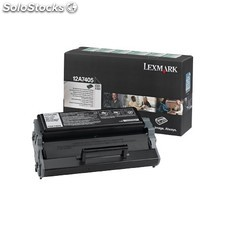 Lexmark - E321/ E323 High Yield Return Program Print Cartridge (6K)