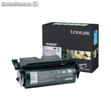Lexmark - T52X High Yield Return Program Print Cartridge (20K) - 309028