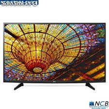 "Lg 49Uh6100 Led-Backlit Lcd Tv Smart Tv 49"" 4K Uhd"