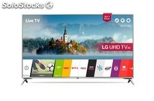 "Lg 49UJ651V televisor 49"" lcd led uhd hdr 4K smart tv wifi"
