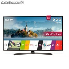 "Lg - 55UJ634V 55"""" 4K Ultra hd Smart tv Wifi Negro led tv"