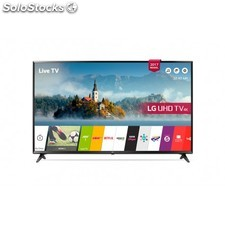 "Lg - 65UJ630V 65"""" 4K Ultra hd Smart tv Wifi Negro, Titanio led tv"