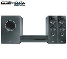 LG Ensemble Home Cinema 2.1 DVD/DivX USB/HDMI J10D