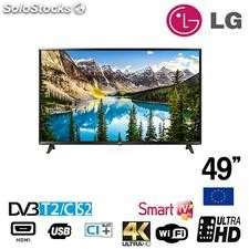 "Lg smart tv 49"" led ultra hd"
