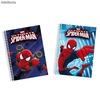 Libreta A5 Spiderman (Surtida)