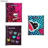 Libreta A5 Surtida Monster High