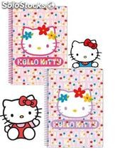 Libreta Hello Kitty