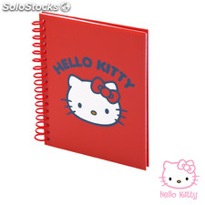 Libreta Hello Kitty Bintex