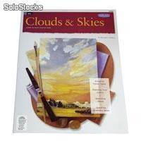 Libro foster clouds and skies