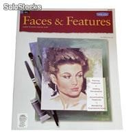 Libro foster faces and features
