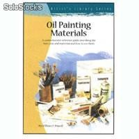 Libro foster oil painting materials