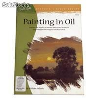Libro foster painting in oil