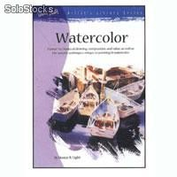 Libro foster watercolor