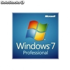 Licencia WINDOWS 7 professional 32bits oem new packaging service pack 1