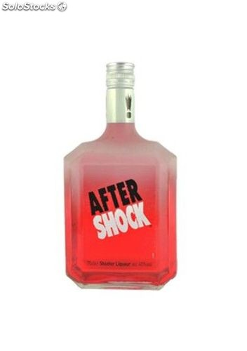 Licor After Shock Red 70 cl