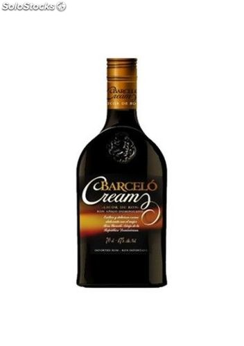 Licor Barceló Cream 70 cl