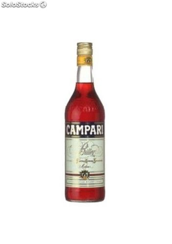 Licor Campari 100 cl