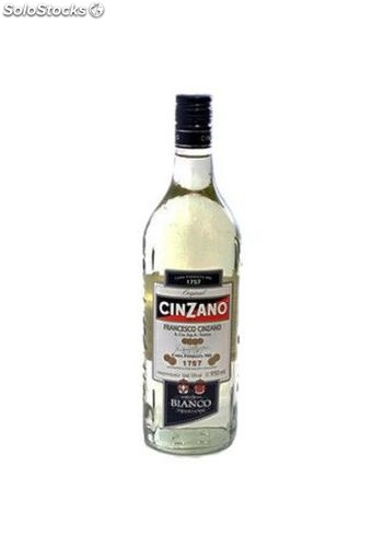 Licor Cinzano Blanco 100 cl