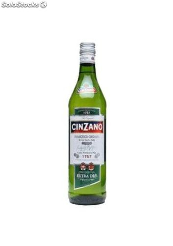 Licor Cinzano Dry 100 cl