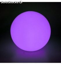 Lightside led ball rgb 20CM + mando + cargador