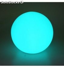 Lightside led ball rgb 30CM + mando + cargador