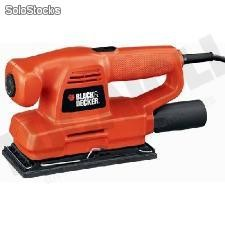 Lijadora orbital Black & Decker CD-400 AR