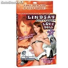 Lindsey love doll