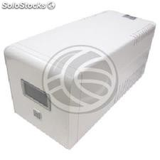 Line-interactive UPS 2000 VA Imperial sinusoidal with 6 IEC (UV16-0002)